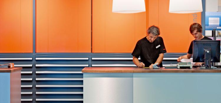 7 Tipps für Ihre Betriebseinrichtung