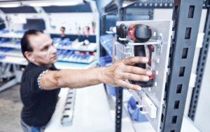 LISTA Arbeitsplatzsystem Aufbauten