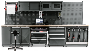 Metallschrank System von LISTA