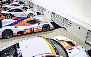 LISTA Werkstatteinrichtung Motorsport