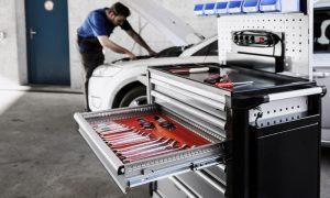 LISTA Werkstattwagen