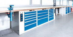 Werkbank KFZ Werkstatt von Lista