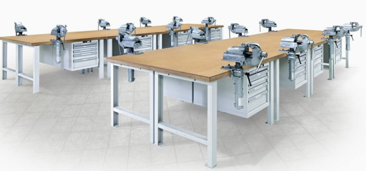 Checkliste: Werkbank und Arbeitstisch für die Kfz-Werkstatt