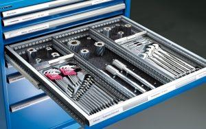 Werkstatteinrichtung Einteilungsmaterial Schublade von LISTA