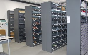 Werkstatteinrichtung Lagerregal von LISTA